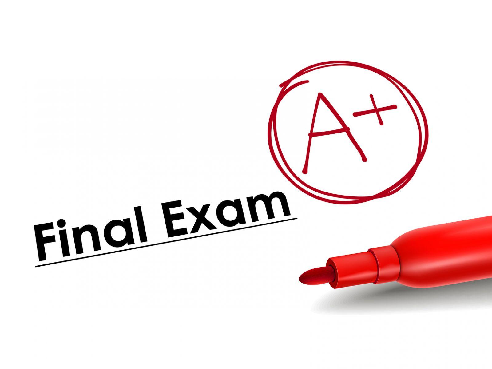 Lịch thi KTHP học kỳ II từ tuần 42